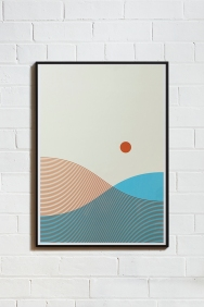 Lane+Screen+Print+From+Land+And+Sea+0
