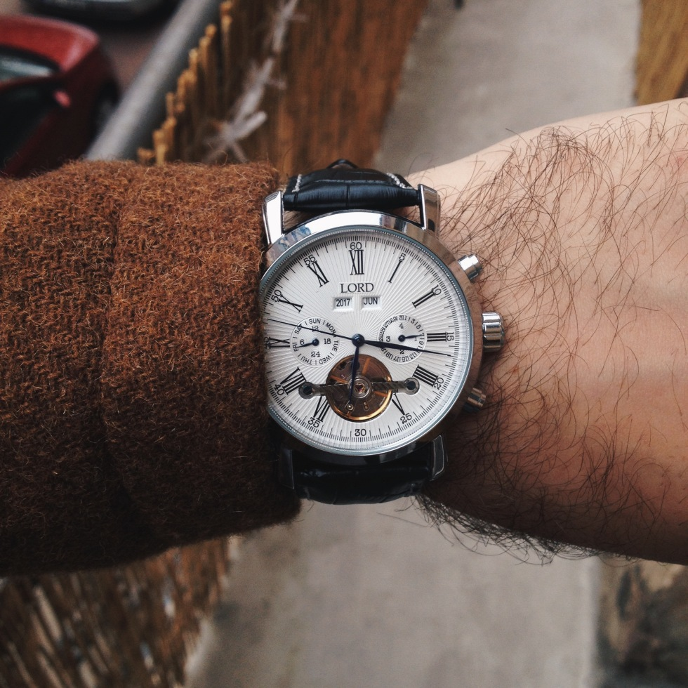 Lord timepieces kingston white kaminskyblog for Lord timepieces