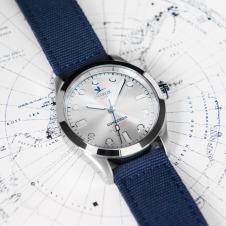 Concordia - A la conquète du Pôle Sud - Charlie Paris - Montre française automatique (12)